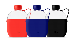 Promotional-hip-reusable-water-bottle