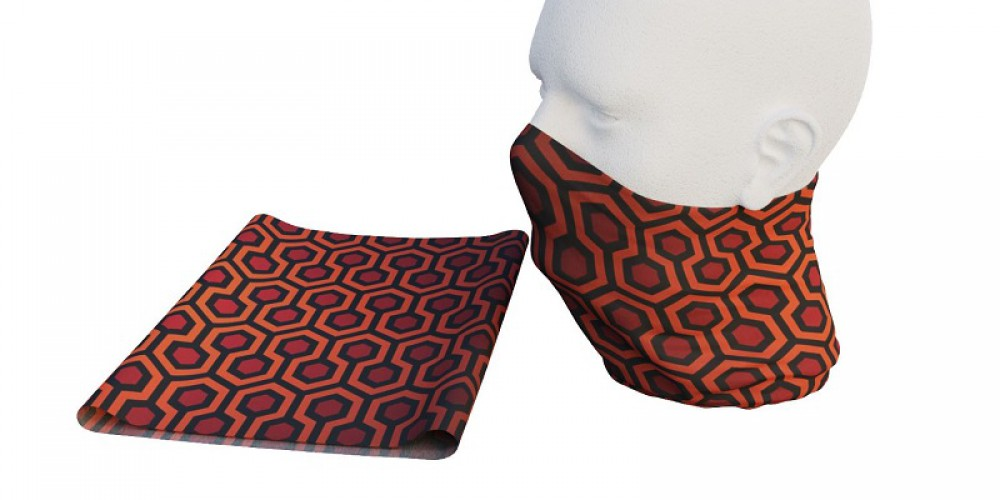 promotional running snood 3