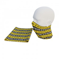 promotional running snood 2