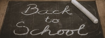 back to school blog feature