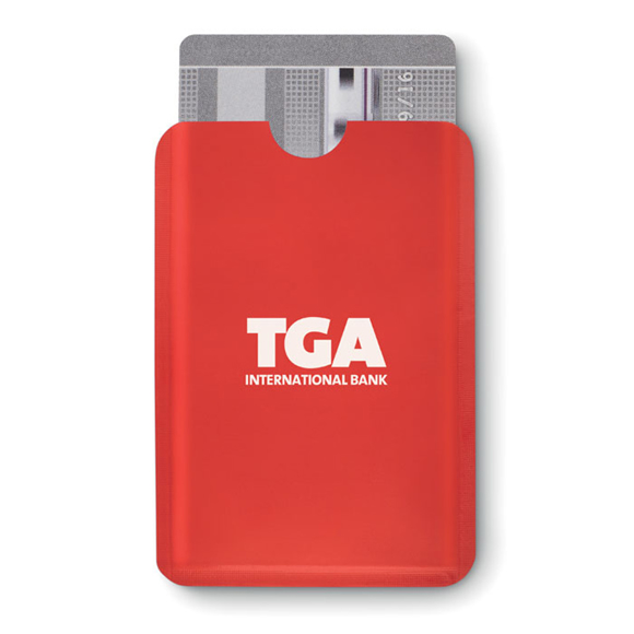 red guardian card protector