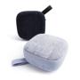 blue and grey pocket pebble speaker