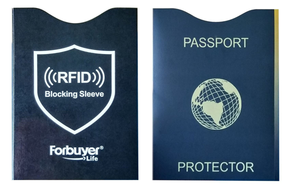 rfid passport holders