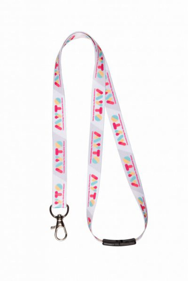 Picture of 15 mm UK made Lanyard