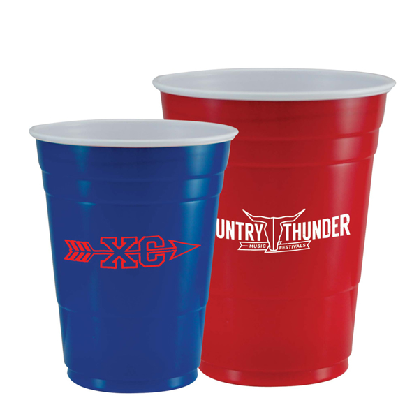 American Style Party Cup. 16oz Capacity