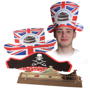 personalised card hats