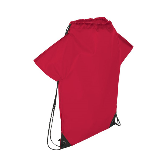 Cheer T-shirt Bag in red