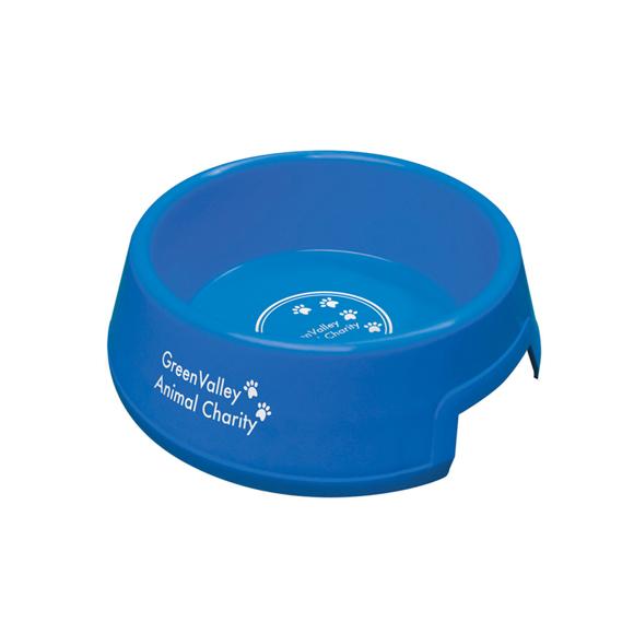 Large Pet Bowl in blue