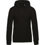 Organic Hoodie in black
