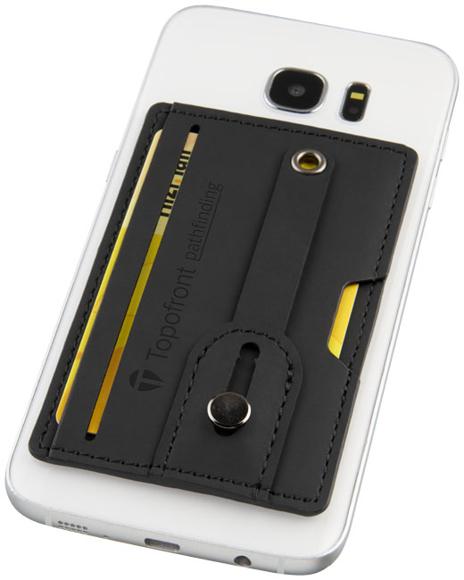 black prime phone wallet