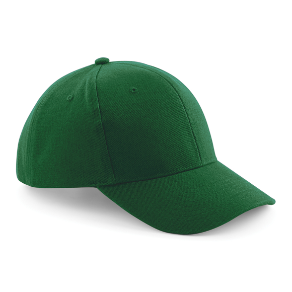 Pro-Style Heavy Brushed Cotton Cap in green