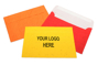 Seed paper envelopes in a range of colours