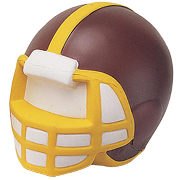 Stress American Football Helmet Made With Foam