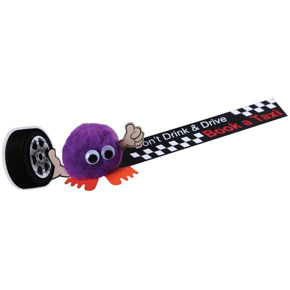 tyre bug sticker