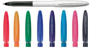 Uni-ball Signo Gel Stick in various colours