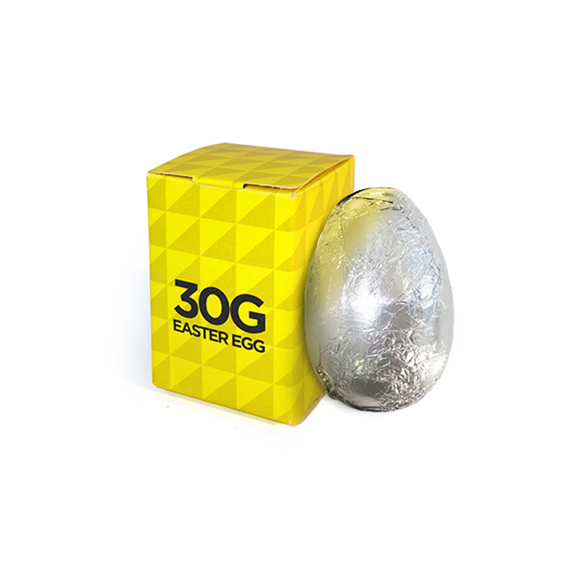 Medium Easter Egg in personalised box
