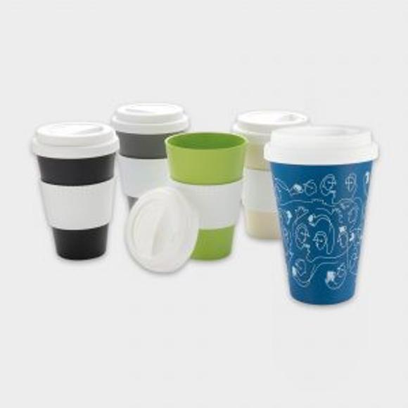Picture of Bamboo Fibre Travel Mug