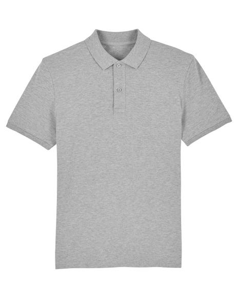 Dedicator Iconic Polo in grey