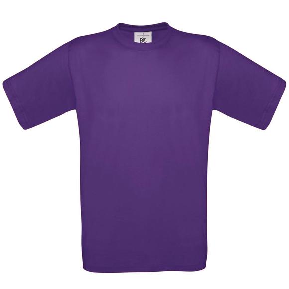 Exact 190 T-Shirt in purple
