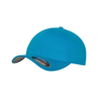 Flitflex Fitted Baseball Cap in blue