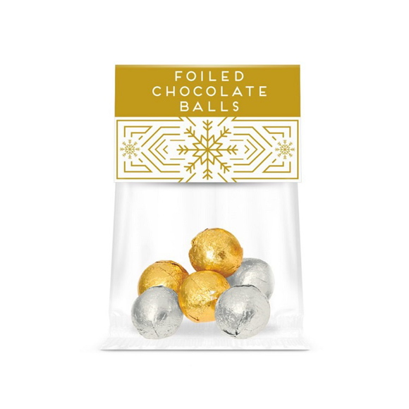 Picture of Foil Wrapped Chocolates with Eco Packaging