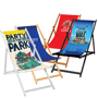 Full Colour Deck Chairs in variety of colour