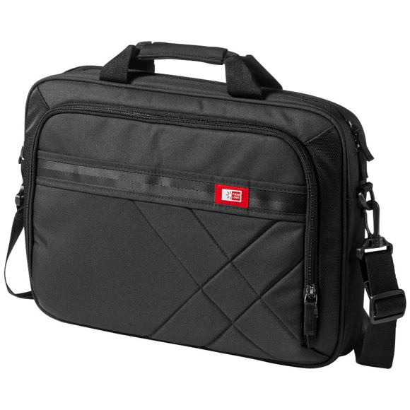black laptop and tablet case side view