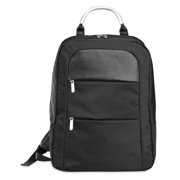 Toptrend Laptop Rucksack Organiser in black