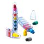magic crayons in transparent packaging