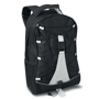 Monte Lema Backpack in black and white