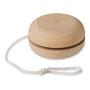 wooden yoyo with no branding