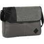 Grey messenger bag