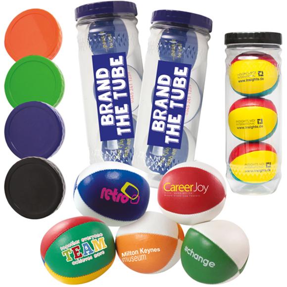 Premium Juggling Ball Set