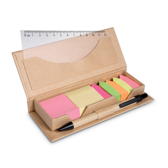 Picture of Recyclable Sticky Notes Box
