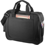 Business carry case in solid black
