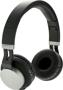 Twist Wireless Headphones in black and silver