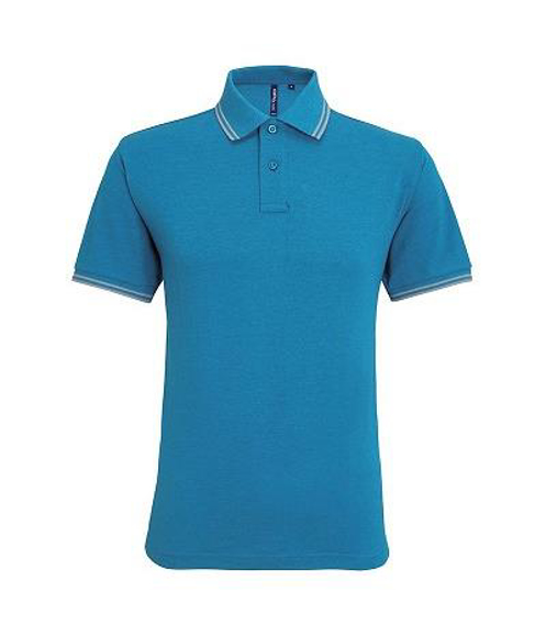 Picture of Classic Fit Tipped Polo