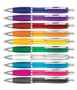 Classic colourful ballpen in a range of colours