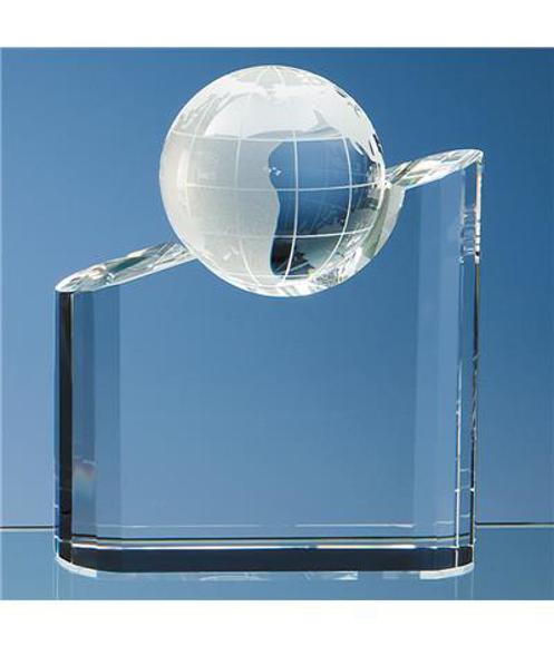 Crystal Globe Mountain Award