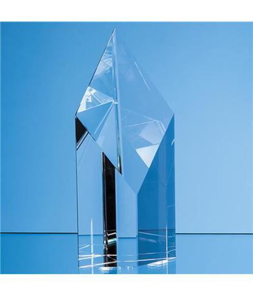 Crystal Narrow Diamond Award