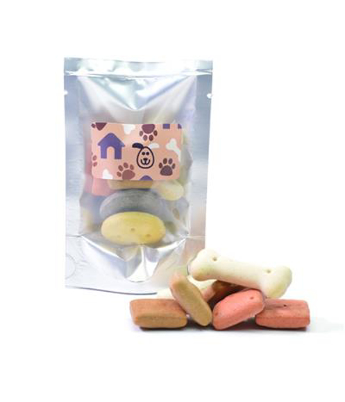 Dog Biscuit Pouch with full colour print