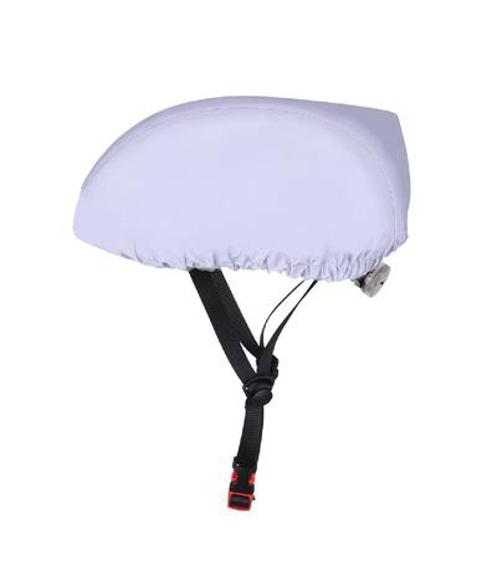 Helmet Cover in white