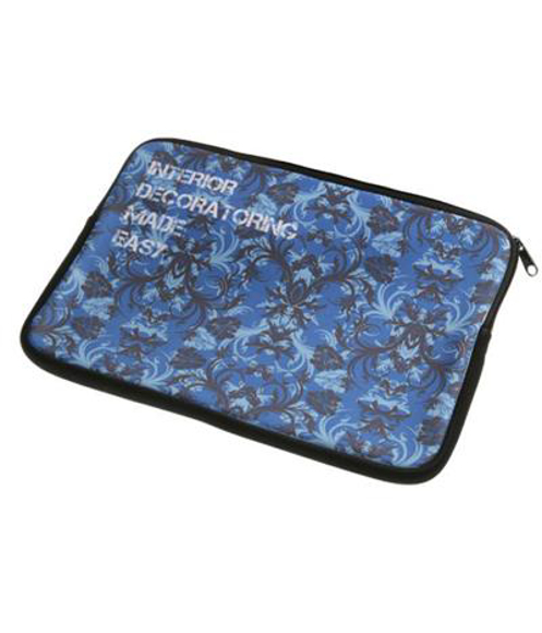 Full colour neoprene printed laptop cover