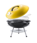 Portable Barbecue in yellow