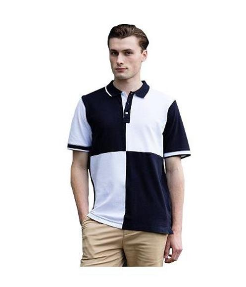 Picture of Quartered Piqué Polo Shirt