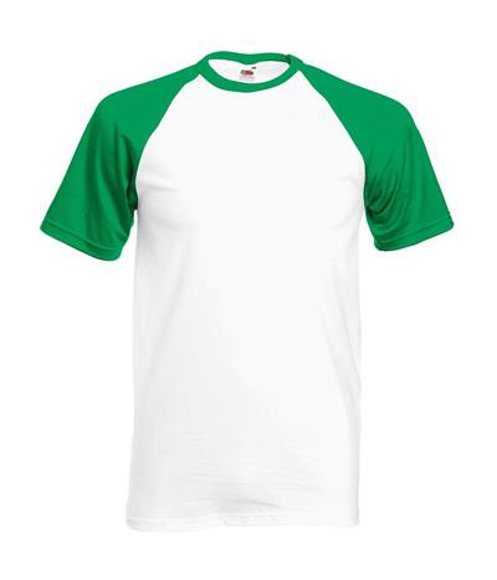 Picture of Short Sleeve Baseball Tee