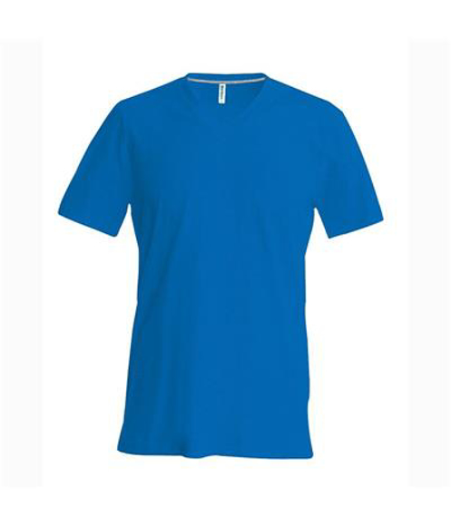 Picture of Short Sleeve V-Neck T-Shirt