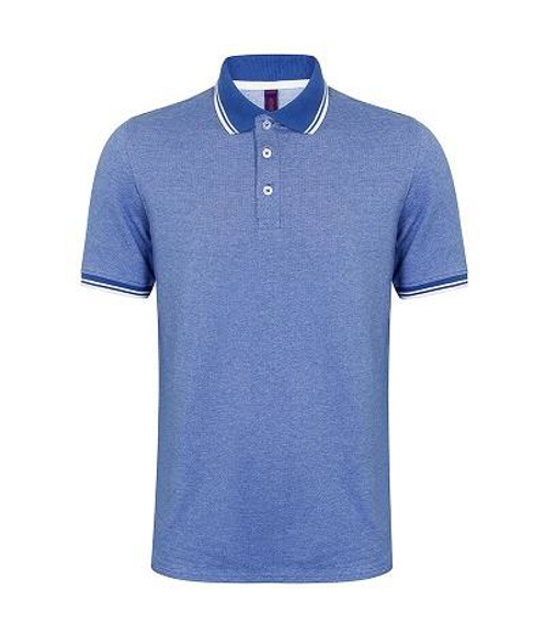 Picture of Two-tone Piqué Tipped Polo