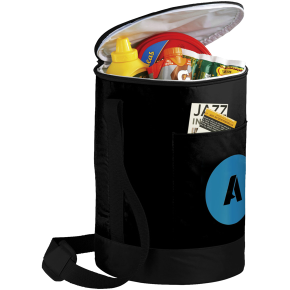 Black Bag open