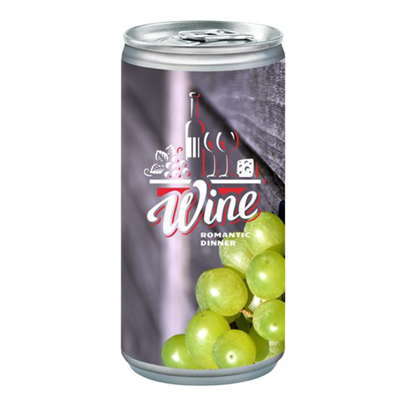 Wine can -200ml